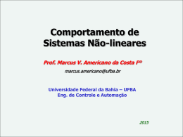 Aula 8 - Universidade Federal da Bahia