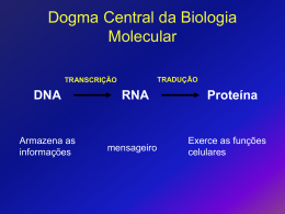 DNA - UFRJ