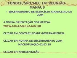 Apresentação do Dr. Edson Dias Pinheiro