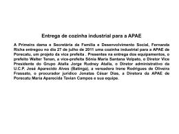 Fernanda Richa - JORGE R. ATALLA JUNIOR, ESC EDUC ESP