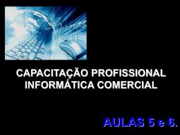 INFORMATICA COMERCIAL - AULA 05-06.