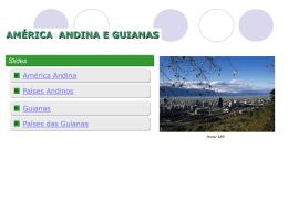 Guiana - Portal Educacional