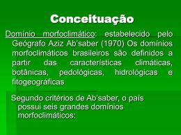Domínio Amazônico