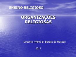 Arquivo 1 - Ensino Religioso