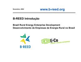 B-REED / E+Co
