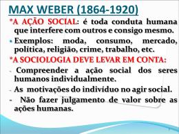 Max Weber Aula Multimídia
