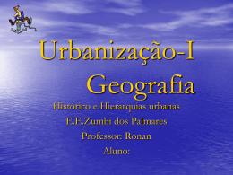 Urbanização-I