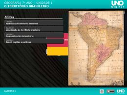 1 Formação do território brasileiro