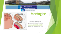Meningite bacteriana - Paulo Roberto Margotto