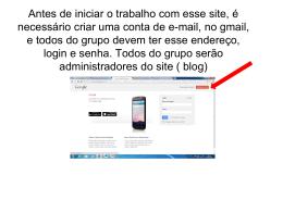 Acessar o site: http://www.webnod.com.br Em seguida clicar em