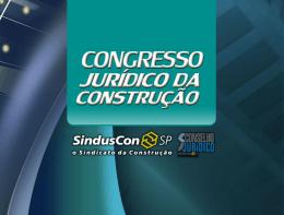 Apresentação do PowerPoint - Sinduscon-SP
