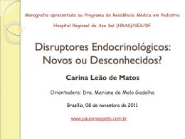 2011:Disruptores Endocrinológicos