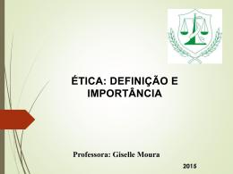 ÉTICA - Universidade Castelo Branco