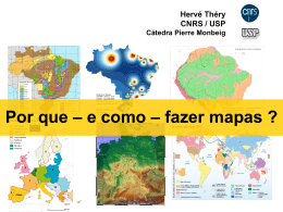 Cartografia - Universidade de São Paulo