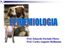 Contato indireto - Setor de Virologia UFSM