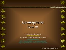 CosmogneseParteIIIMirtziLimaRibeiroJunho2011