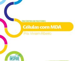 Células e MDA