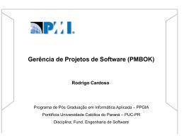 Rodrigo Cardoso - Programa de Pós