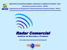 Radar Comercial