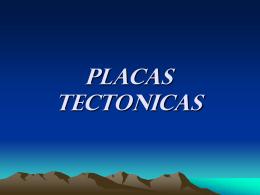 Placas Tectonicas2 - prof-nair