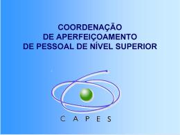capes - Tupi :: Fisica/UFMG