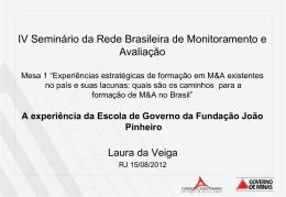 Laura da Veiga – FJP