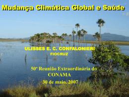 Efeitos das Mudanças Climáticas na Saúde