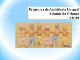 AIDPI - Universidade Castelo Branco