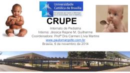 CRUPE - Paulo Roberto Margotto