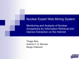 Nuclear Web Mining