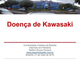 Doença de Kawasaki - Paulo Roberto Margotto