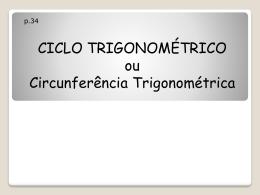 Aula - Trigonometria