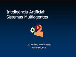 M03 - Sistemas multiagentes