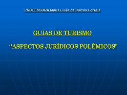 PROFESSORA Maria Luísa de Barros Correia