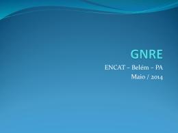 GNRE - Sefa