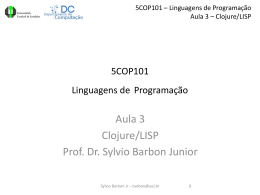 5COP101_Aula3 - Sylvio Barbon Junior