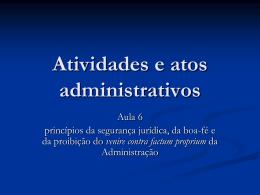 Aula_6 - Acadêmico de Direito da FGV