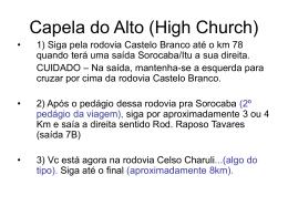 Capela do Alto