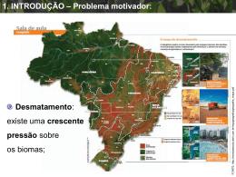 As Florestas Nativas e seus Serviços Ambientais.