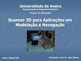 Slide 1 - LAR - UA - Universidade de Aveiro