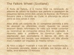 Roda de Falkirk - O Professor Leandro