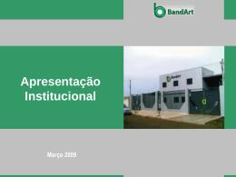 Slide 1 - BandArt