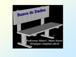 Curso: Banco de Dados I - PUC