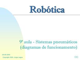 9ª Aula - Página de Automação e Robótica