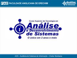 Auditoria de Sistemas de Informação