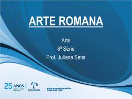 3_8ª arte romana