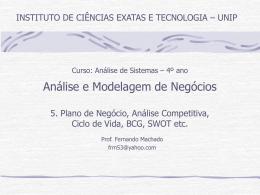 AMN 5. Porter / BCG / SWOT / Moore