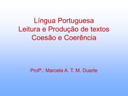 orientações pedagógicas para o ensino da língua portuguesa