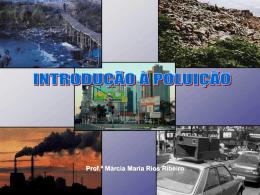 Poluição - Área de Engenharia de Recursos Hídricos