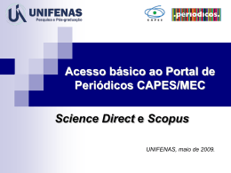 Slide 1 - Unifenas